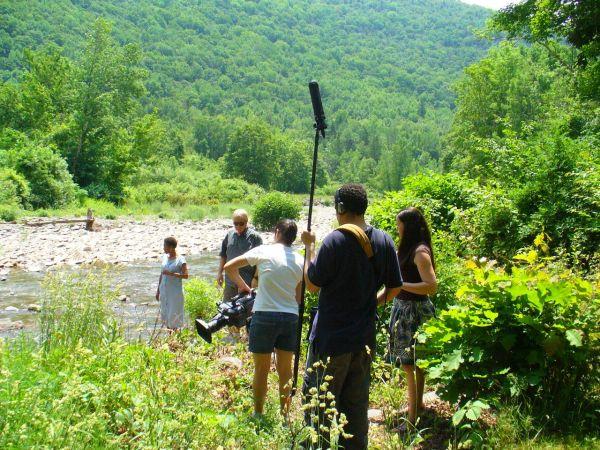 Filming Vanishing Borders