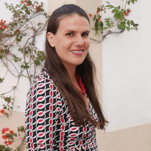 Portrait of Alexandra Hidalgo